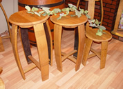Stools Various Sizes