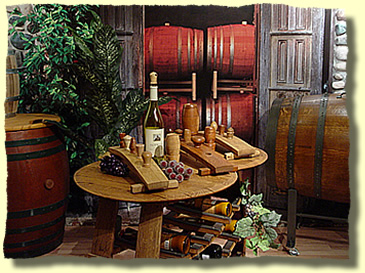 The Wine Barrel Store & More is located in Elk Grove, California.  We are minutes away from some of the finest and largest wineries in the country.  We look forward to being your source for recycled used oak wine barrel products.